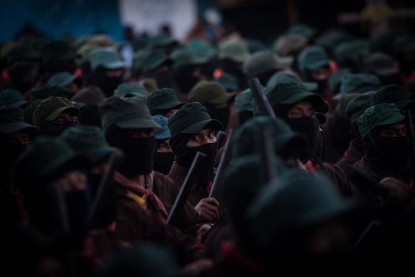 EZLN Zapatistas Chiapas