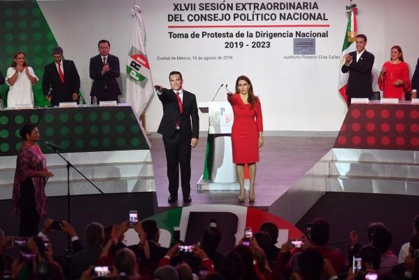 Alejandro Moreno PRI