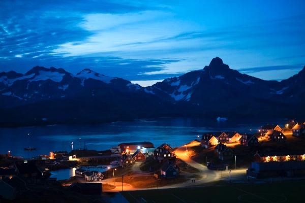 El presidente de Estados Unidos, Donald Trump está interesado en comprar Groenlandia, confirmó el domingo uno de sus asesores, a pesar de que el territorio semiautónomo ha dejado en claro que no está en venta. Foto: AP