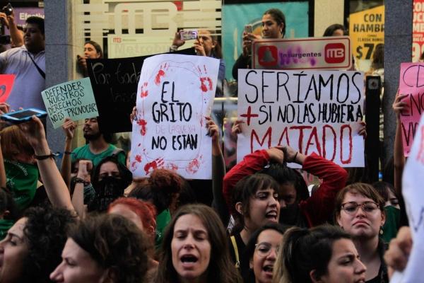 La Jefa de Gobierno, Claudia Sheinbaum, confirmó que derivados de protestas feministas contra la violencia de género, no habrá carpetas de investigación en busca de responsables. Foto: Cuartoscuro