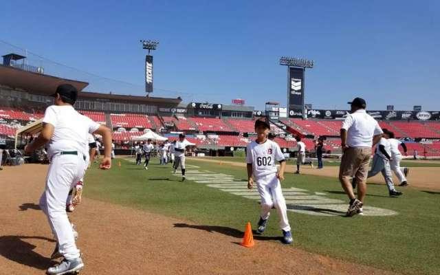 Estadio Chevron de los Toros de Tijuana. Foto: Adrián Sarabia