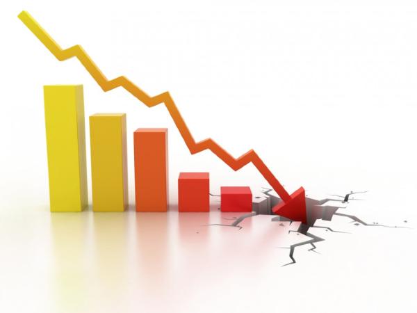 LAS AFECTACIONES. La inversión de la curva de tasas aumentó de 19 puntos base a 27 puntos base. Foto: Especial