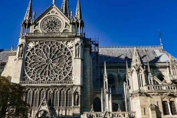 Se reanudan trabajos de conservación en la Catedral de Notre Dame