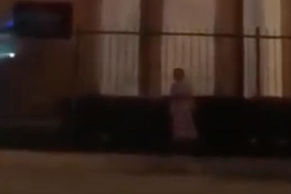 Niña fantasma argentina iglesia fake news