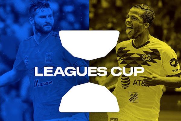 Tigres vs America leagues cup 2019