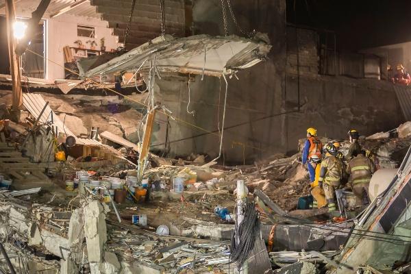 sismos del 17 de septiembre que azotó a la Ciudad de México