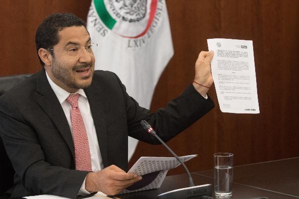 Martí Batres Morena Senado de la República El Heraldo Radio