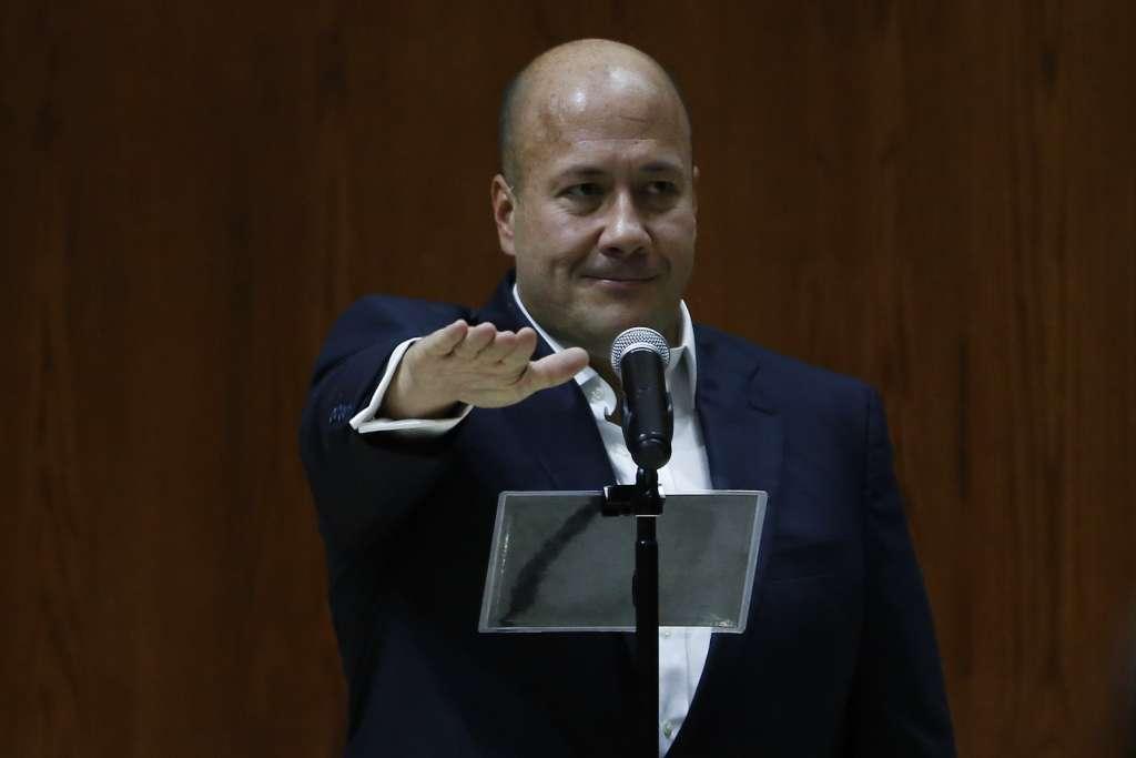 Enrique Alfaro, gobernador de Jalisco. Foto: Cuartoscuro