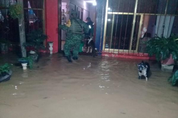 Oaxaca devastada por las lluvias