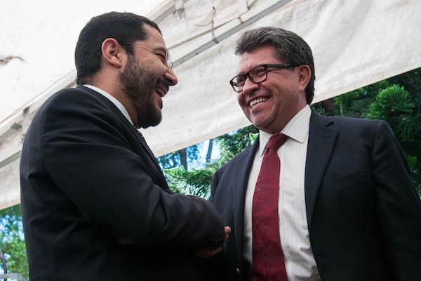 Marti_Batres_pelea_Ricardo_Monreal_Morena_Senado