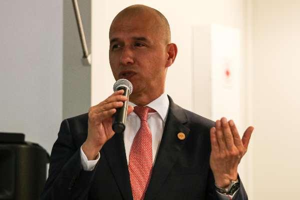 Salvador Guerrero Chiprés, presidente del Consejo Ciudadano. FOTO: GALO CAÑAS /CUARTOSCURO.COM