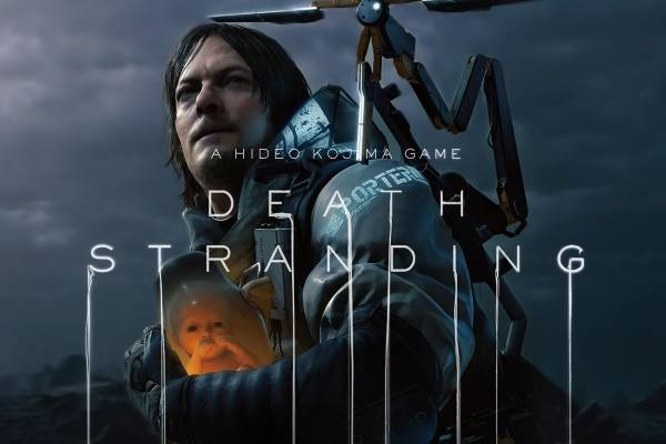 Deathstranding videojuego The Game Awards