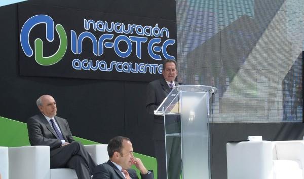Por deuda millonaria Infotec podría cerrar: Hugo González