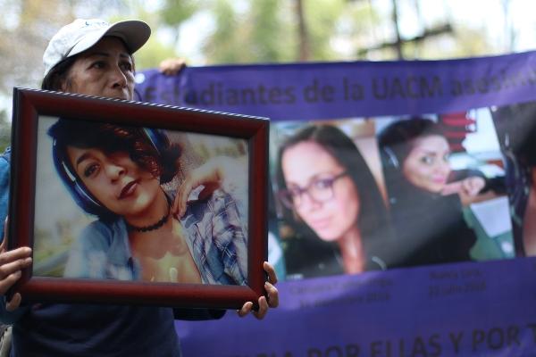 Feminicidios México El dedo en la llaga Adriana Delgado