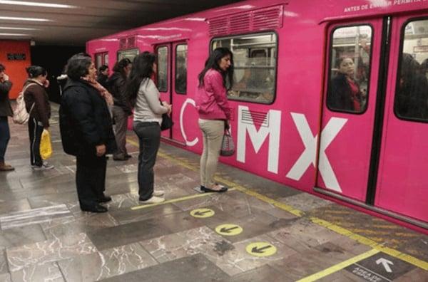 Metro_Metrobús_RTP_Mujeres