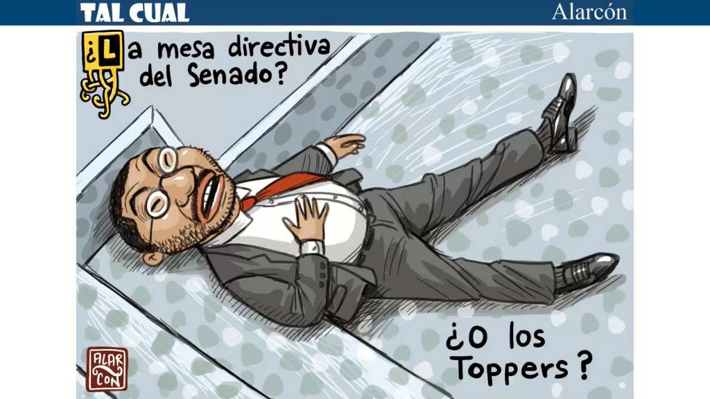 Tal Cual: ¿Mesa directiva o toppers?