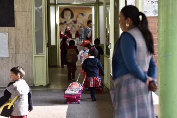 Presupuesto para escuelas de Edomex
