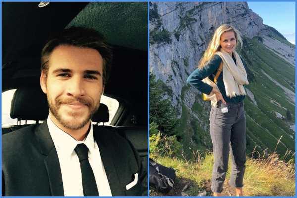 Isabel Lucas podría estar consolando a Liam Hemsworth