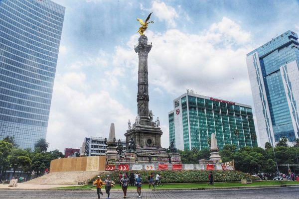 El Ángel Reforma