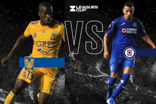 Tigres vs Cruz Azul, México se lleva la final de la Leagues Cup 2019