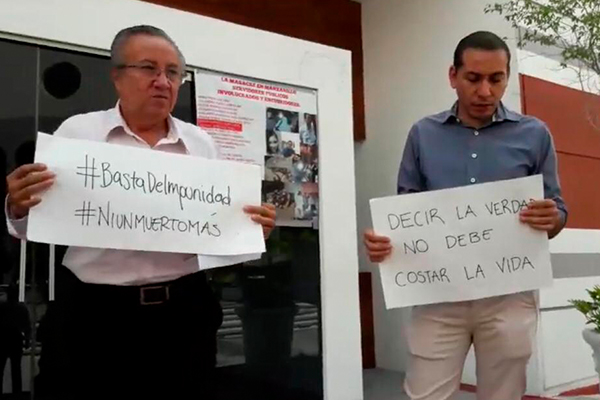 Protestan_periodistas_asesinatos_agresiones_comunicadores