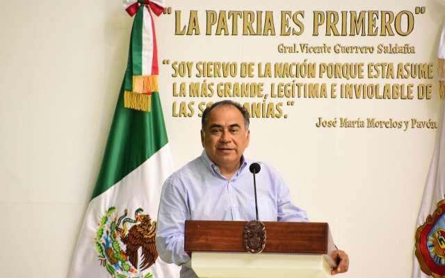 El Ejecutivo guerrerense dijo que Guerrero tiene hechos de impacto, pero ya no se encuentre en