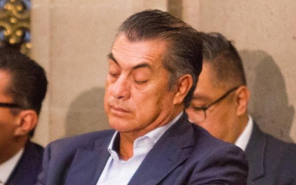Jaime Rodríguez Calderón, gobermador de Nuevo León. Foto: Especial