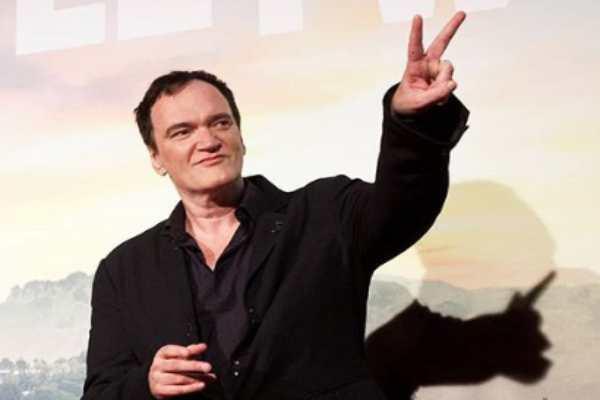 A sus 56 años, Quentin Tarantino anuncia que será papá