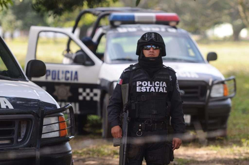 HAY CARENCIA.  El 4 por ciento de los ciudadanos no puede recurrir a un policía en su municipio. Foto: Especial