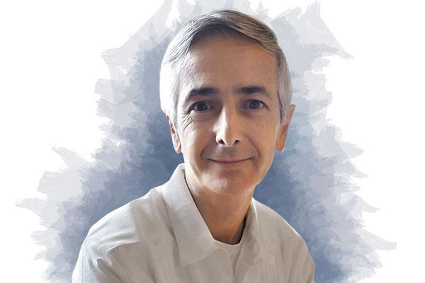 ENRIQUE ALBA CARCELEN, DIRECTOR GENERAL DE IBERDROLA MÉXICO. FOTO: ADRIÁN ARIAS