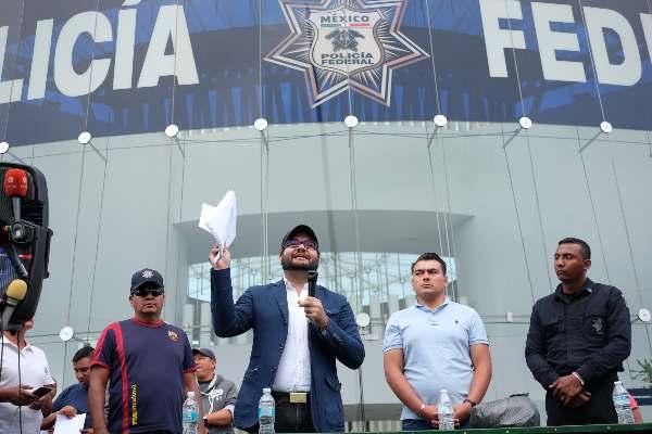 Policías Federales no están pidiendo nada fuera de la ley: Enrique Carpizo