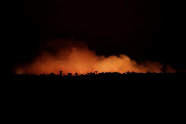 incendio amazonas brasil