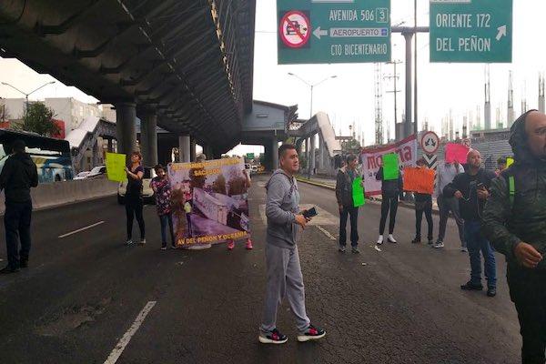 Oceania_Avenida_Bloqueo_Vecinos_Colonia_Moctezuma_protesta_Centro_Comercial_CDMX