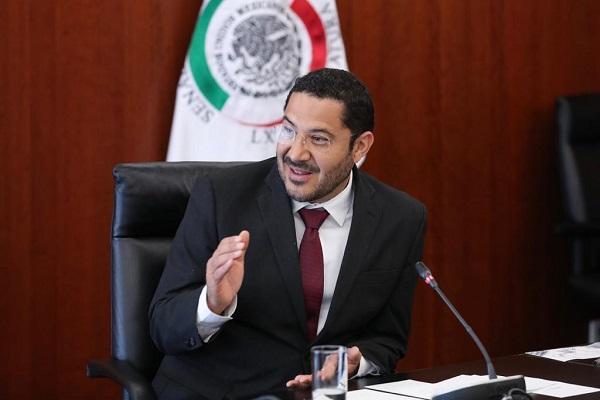 El legislador ha señalado que la convocatoria para la votación interna de Morena no tenía prevista la participación de las legisladoras del PES, quienes también participaron en el ejercicio del lunes pasado. Foto: Especial