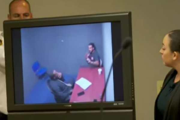 Difunden imágenes del interrogatorio de Pablo Lyle: VIDEO