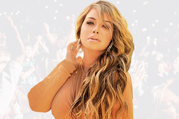 Chiquis Rivera es la hija mayor de la fallecida cantante de banda, Jenni Rivera. Foto: Twitter