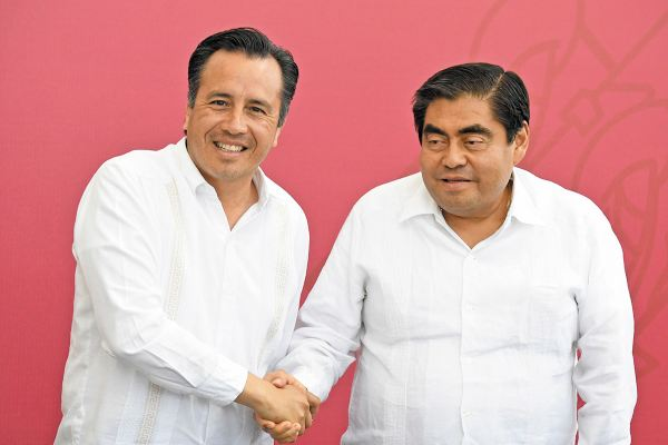 Puebla y Veracruz