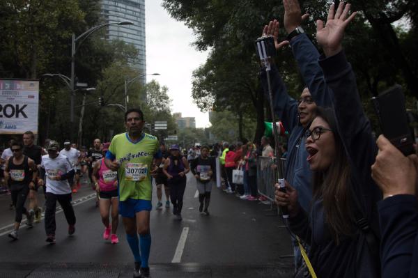 Con esta App podrás denunciar cualquier percance durante el Maratón de la CDMX 2019