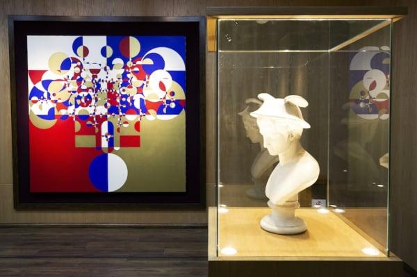 Colección de arte de Elba Esther Gordillo está valuada 3 mil mdp; la exhibe el SNTE