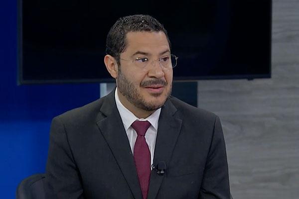 Martí Batres asegura que Ricardo Monreal quiere controlar el Senado