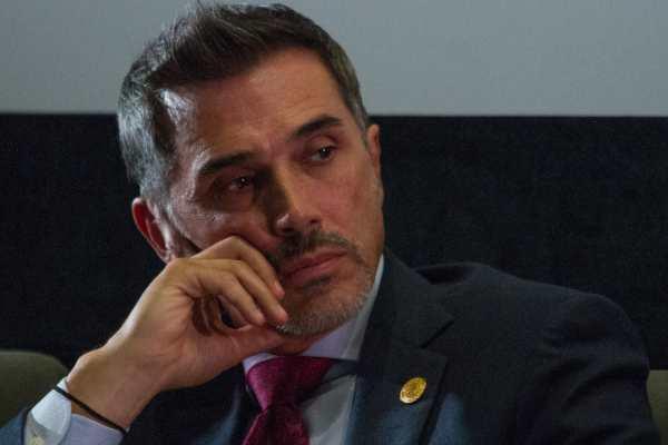 Sergio Mayer emprenderá demanda legal por acusaciones de corrupción