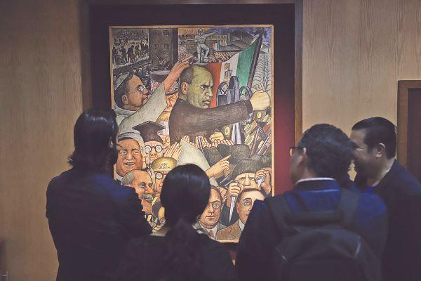 APERTURA. El lunes abre al público la muestra en el Centro Cultural del México Contemporáneo.  Foto: Víctor Gahbler.