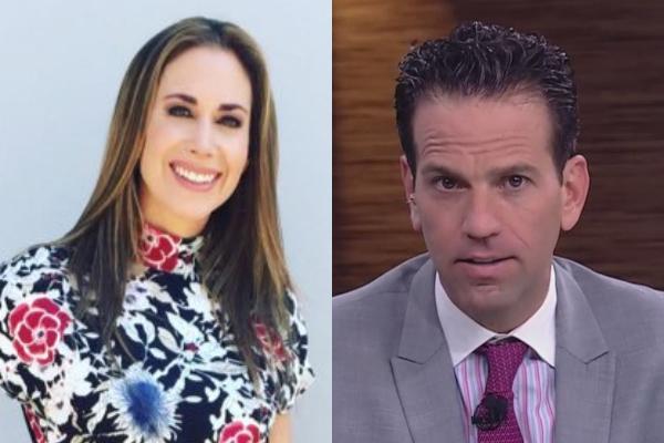 Martha Guzmán le da con todo a Carlos Loret de Molas tras su salida de Televisa: FOTO