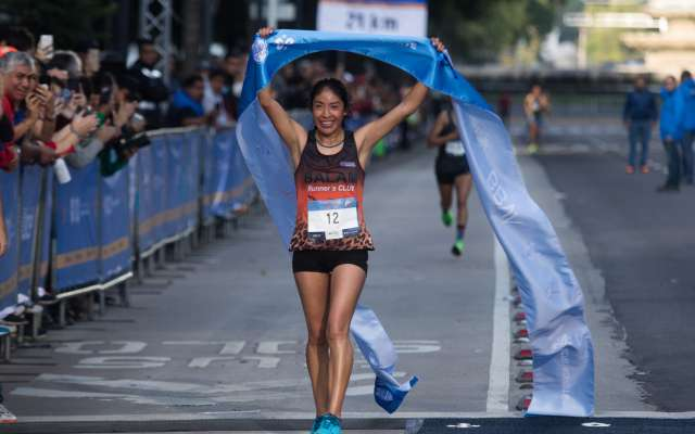 maraton cdmx 2019 transmisión en vivo domingo 25