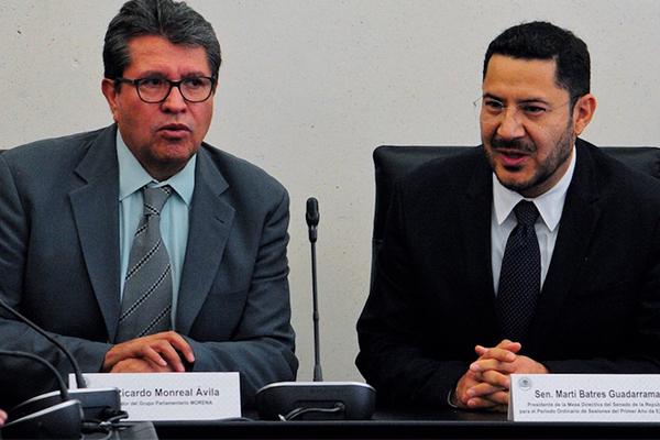Defiende_Monreal_elección_Mesa_Directiva_Senado