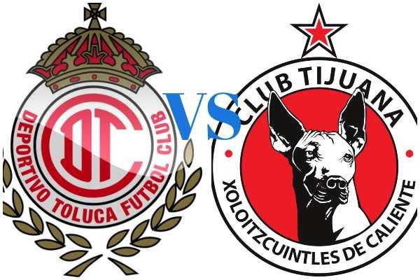 Toluca vs Tijuana: dónde y a qué hora ver partido | Jornada 6 Liga Mx