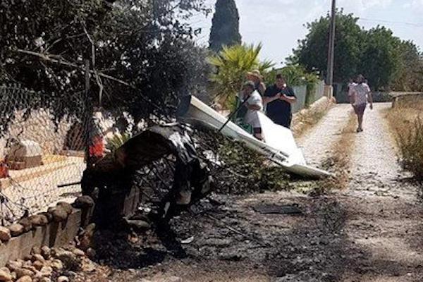 Mallorca_choque_helicoptero_avioneta_7_muertos_España