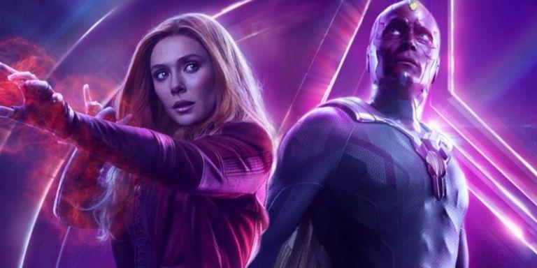 Wanda y Vsisión. Foto: Marvel Studios