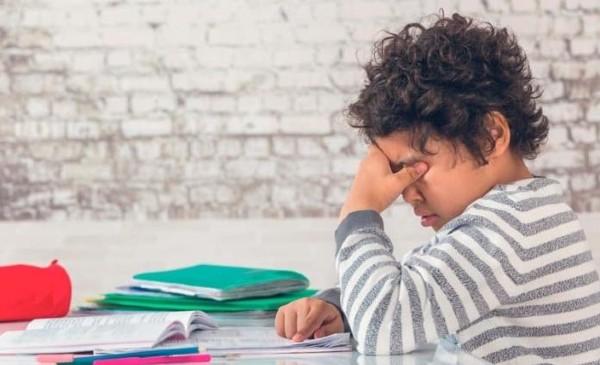 DAN OPCIÓN. La ansiedad también se combina con el acoso escolar. Foto: Especial