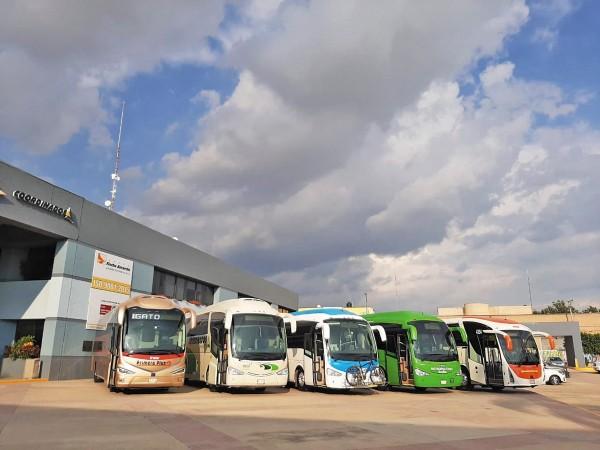 LEÓN. Centro automatizado de vigilancia, rastreo y monitoreo de unidades de vanguardia. Foto: José Manuel Arteaga